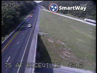 I-75 SB @ RICEVILLE (846) - Tennessee