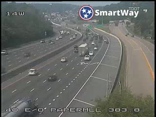 I-40/75 @ Coleman Rd (926) - Tennessee