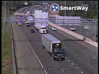 I-40/75 @ Hollywood Rd (927) - Tennessee