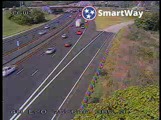 Tennessee, Knoxville TDOT - Cameras - Tennessee - Tennessee (1/3 ...