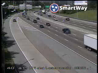 I-40 @ Middlebrook Pk (929) - Tennessee