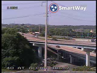 I-40 @ Alcoa Hwy (930) - Tennessee