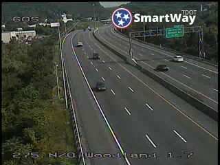 I-275 @ Tennessee Ave (932) - Tennessee