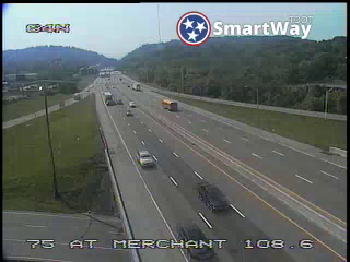 I-75 @ Merchant Dr (936) - Tennessee
