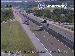 I-140 @ Kingston Pk (941) - Tennessee