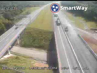 I-81 @ 61.4 Mile Marker (972) - Tennessee