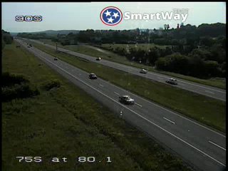 I-75 South @ 80.1 Mile Marker (2729) - Tennessee
