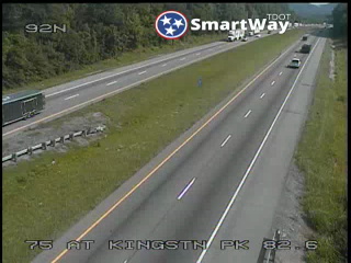 I-75 North @ 82.6 Mile Marker (2731) - Tennessee