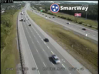 I-24 @ Sam Ridley (MM66.8) (R3_177) (3340) - Tennessee