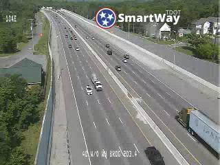 I-40 EB w/o WH BRDG (MM 203.4) (R3_104) (81594) - Tennessee