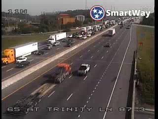 I-65 NB @ Trinity Lane (MM 87.31) (R3-011) (4) - Tennessee
