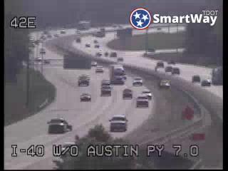 I-40 @ Highland (386) - Tennessee