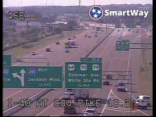I-40 @ Covington Pike (394) - Tennessee