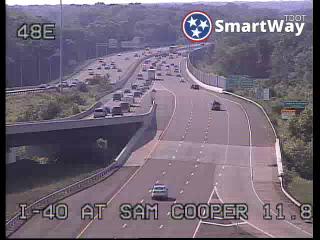 I-40 /I240 /Sam Cooper Cam A (398) - Tennessee