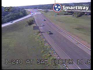 I-40 /I240 /Sam Cooper, Cam B (400) - Tennessee