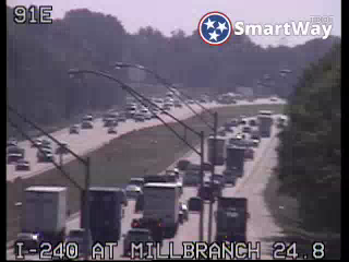 I-240 @ Millbranch (404) - Tennessee