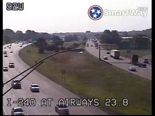 I-240 @ Airways (405) - Tennessee