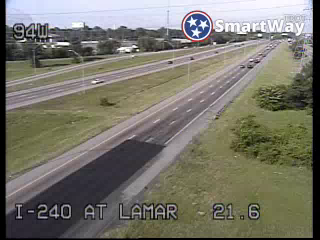 I-240 @ Lamar (407) - Tennessee