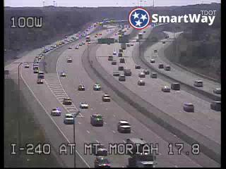 I-240 @ Mt. Moriah (413) - Tennessee