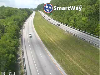 I-24 @ Georgia state line (641) - Tennessee