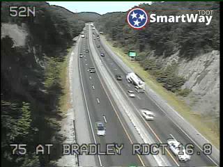 I-75 @ BRADLEY RIDGECUT (741) - Tennessee