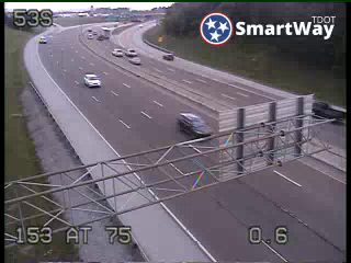 Hwy 153 @ I-75 (742) - Tennessee