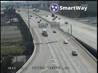 I-40 @ I-275 (943) - Tennessee