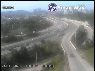 I-40 @ Hall of Fame (945) - Tennessee