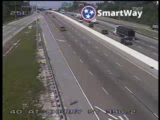 I-40 @ Cherry St (947) - Tennessee