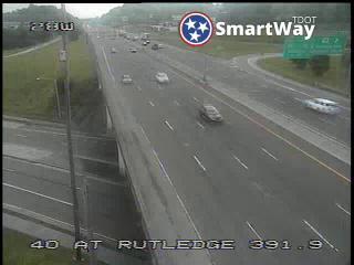I-40 @ Rutledge Pk (950) - Tennessee