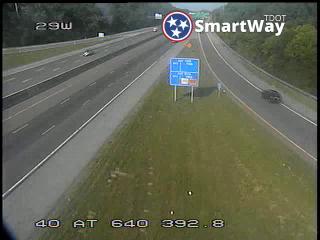 I-40 @ I-640 East End (951) - Tennessee