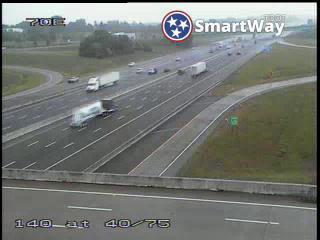 I-140 @ I-40/75 (952) - Tennessee