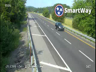 I-75 South of Hiwassee River (17498) - Tennessee