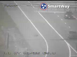 I-81 @ 56.8 Mile Marker (1080) - Tennessee