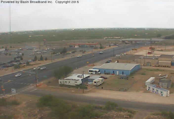 West Odessa, TX Looking West - Texas