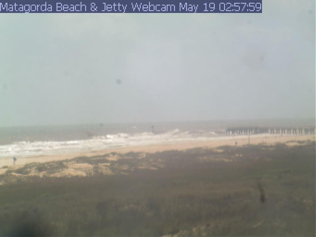 Matagorda Beach - Texas