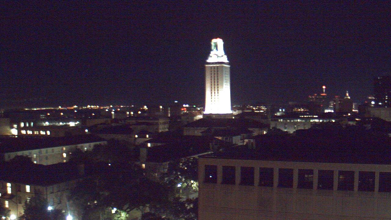 Austin Panorama - Texas