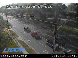 700 E / SR-71 @ 1300 S, SLC - Utah