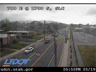 700 E / SR-71 @ 1700 S, SLC - Utah