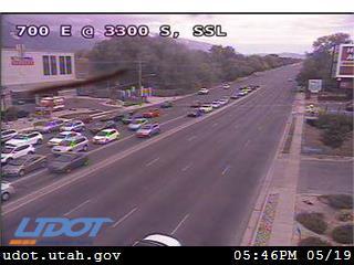 700 E / SR-71 @ 3300 S / SR-171, SSL - Utah