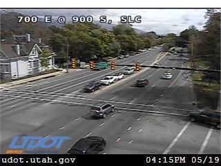 700 E / SR-71 @ 900 S, SLC - Utah