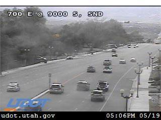 700 E / SR-71 @ 9000 S / SR-209, SND - Utah