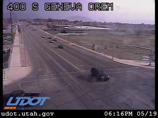 Geneva Rd / SR-114 @ 400 S, ORM - Utah