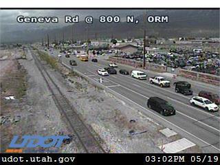 Geneva Rd / SR-114 @ 800 N / SR-52, ORM - Utah