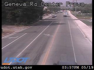 Geneva Rd / SR-114 @ Center St / SR-114, PVO - Utah