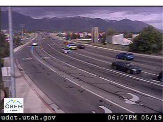 Geneva Rd / SR-114 @ University Pkwy / SR-265, ORM - Utah