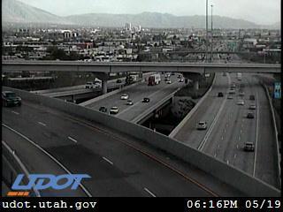 I-15 SB @ 2300 S / MP 304.9, SSL - Utah