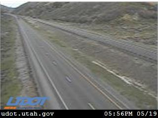 I-80 WB @ Echo Canyon / Rest Stop / MP 170.44, SU (Local) - Utah