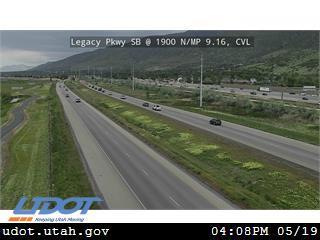 Legacy Pkwy / SR-67 NB @ 1900 N / MP 9.16, CVL - Utah