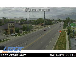 Mountain View Corridor / SR-85 @ 11450 S, SJO - Utah
